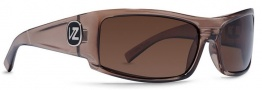 Von Zipper Burnout Sunglasses Sunglasses - Tortoise / Bronze (DTR)