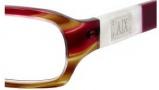 Armani Exchange 222 Eyeglasses Eyeglasses - 0Y0I Havana Fuchsia Green Cherry