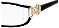 Armani Exchange 223 Eyeglasses Eyeglasses - 0BKS Shiny Black