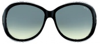 Tom Ford FT0171 Sunglasses Sunglasses - O03B Shiny Black