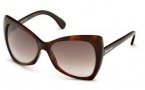 Tom Ford FT0175 Nico Sunglasses Sunglasses - O52F Shiny Dark Havana