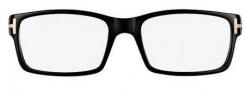 Tom Ford FT5013 Eyeglasses Eyeglasses - OB5 Shiny Black