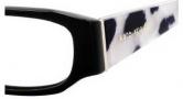 Kate Spade Liesel Eyeglasses Eyeglasses - 0807 Black