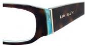 Kate Spade Liesel Eyeglasses Eyeglasses - 0JEY Tortoise Aqua