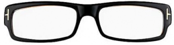 Tom Ford FT5137 Eyeglasses Eyeglasses - O005 Black / Pearl