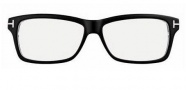 Tom Ford FT5146 Eyeglasses Eyeglasses - O003 Black Crystal