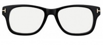 Tom Ford FT5147 Eyeglasses Eyeglasses - O001 Shiny Black