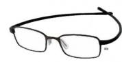Tag Heuer Reflex 3002 Eyeglasses Eyeglasses - 001 Black w/ Black Temples