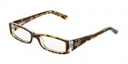 D&G DD1179 Eyeglasses Eyeglasses - 556 Havana on Transparent