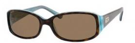 Kate Spade Paxton/N/S Sunglasses Sunglasses - JEYP Tortoise Aqua / VW Brown Polarized Lens