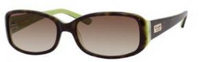 Kate Spade Paxton/N/S Sunglasses Sunglasses - 0DV2 Tortoise Kiwi / Y6 Brown Gradient Lens