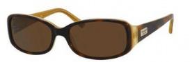 Kate Spade Paxton/N/S Sunglasses Sunglasses - EE2P Tortoise Saffron / VW Brown Polarized Lens
