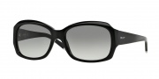 DKNY DY4048 Sunglasses Sunglasses - (300111) Black / Gray Gradient