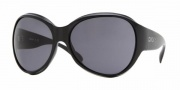 DKNY DY4053 Sunglasses Sunglasses - (329087) Black / Gray