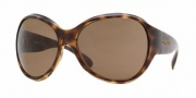 DKNY DY4053 Sunglasses Sunglasses - (329173) Havana / Brown