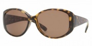 DKNY DY4063 Sunglasses Sunglasses - (329173) Havana / Brown