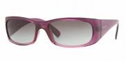 DKNY DY4065 Sunglasses Sunglasses - (338111) Violet Gradient-Pink / Gray Gradient