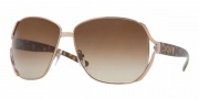 DKNY DY5056 Sunglasses Sunglasses - (101513) Copper / Brown Gradient