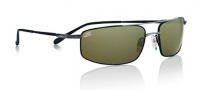 Serengeti Lamone Sunglasses Sunglasses - 7049 Shiny Gunmetal-Black Tannery / Polarized 555nm