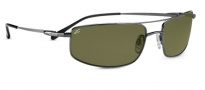 Serengeti Lamone Sunglasses Sunglasses - 6993 Gunmetal-Matte Gunmetal / Polarized 555nm