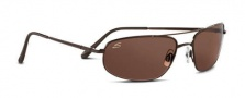 Serengeti Velocity Sunglasses Sunglasses - 7273 Espresso Brown / Polarized Drivers