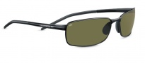 Serengeti Vento Sunglasses Sunglasses - 7297 Satin Black / Polarized Drivers