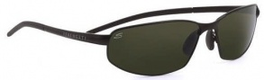 Serengeti Granada Sunglasses Sunglasses - 7301 Satin Black / Polarized 555nm