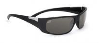 Serengeti Fasano Sunglasses Sunglasses - 7394 Shiny Black / Polar PhD CPG