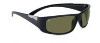Serengeti Fasano Sunglasses Sunglasses - 7750 Shiny Satin Black / Polar Phd 555nm