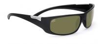 Serengeti Fasano Sunglasses Sunglasses - 7704 Shiny Black / Polar Phd 555nm