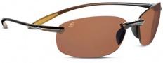 Serengeti Nuvino Sunglasses Sunglasses - 7316 Shiny Brown / Polar PhD Drivers
