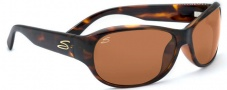 Serengeti Giada Sunglasses Sunglasses - 7401 Dark Tortoise / Polarized Drivers