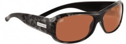 Serengeti Savona Sunglasses Sunglasses - 7261 Black Leopard / Drivers