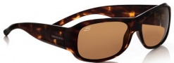 Serengeti Savona Sunglasses Sunglasses - 7065 Tortoise / Polarized Drivers