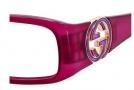 Gucci 3136 Eyeglasses Eyeglasses - 0GTE Cyclamen
