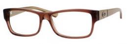 Gucci GG 3133 Eyeglasses Eyeglasses - 0MH5 Brown Beige