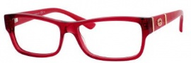 Gucci GG 3133 Eyeglasses Eyeglasses - 0MND Burgundy Lobster