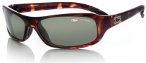 Bolle Fang Sunglasses Sunglasses - 10348 Dark Tortoise / Polarized Axis