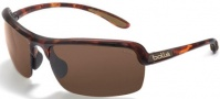 Bolle Dash Sunglasses Sunglasses - 11247 Dark Tortosie / Polarized A-14