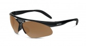 Bolle Vigilante Sunglasses Sunglasses - 10237 Matte Black / G-Standard PLUS