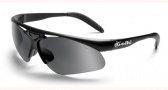 Bolle Vigilante Sunglasses Sunglasses - 0752201524 / Matte Black / A-SES Lens Set (TNS Gun, Vermillon, Dark Cinnamon, Clear)