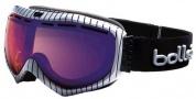 Bolle Quasar Goggles Goggles - 20536 Blocks / Vermillon Gun
