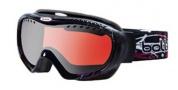 Bolle Simmer Goggles Goggles - 20685 Black Flower Vermillon Gun
