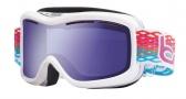 Bolle Monarch Goggles Goggles - 20940 White Daimond / Aurora