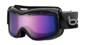 Bolle Monarch Goggles Goggles - 21129 Black / Modulator Vermillon Blue