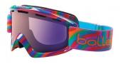Bolle Nova Goggles Goggles - 20672 Swirl Aurora Blue