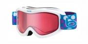 Bolle Volt Goggles Goggles - 21091 White Dots / Vermillon