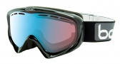 Bolle Y6 OTG Goggles Goggles - 20850 Shiny Black / Modulator Vermillion Blue
