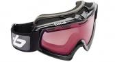 Bolle X9 OTG Goggles Goggles - 20190 Shiny Black / Vermillion