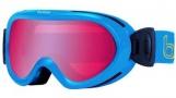 Bolle Boost OTG Goggles  Goggles - 21108 Blue Corduroy / Vermillon Gunmetal